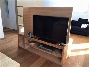 テレビボード アイランド型